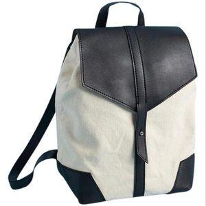 Deuc Lux Vegan Leather Backpack